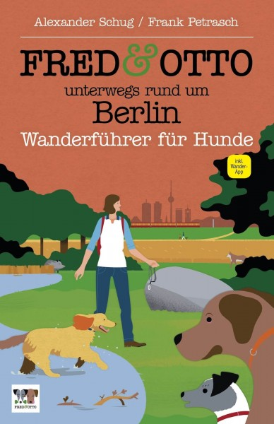 Fred & Otto Wanderführer Berlin