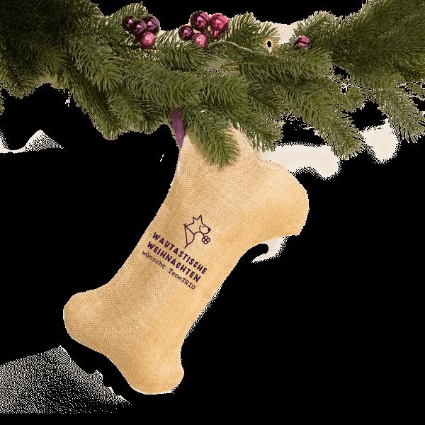 Weihnachtsknochen zum Befüllen